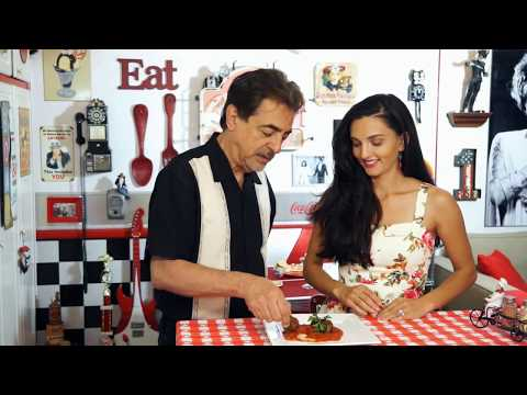 Vegan Meatballs with Joe Mantegna & Daniela Ameruoso