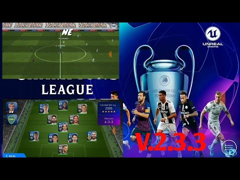 Champions League Patch