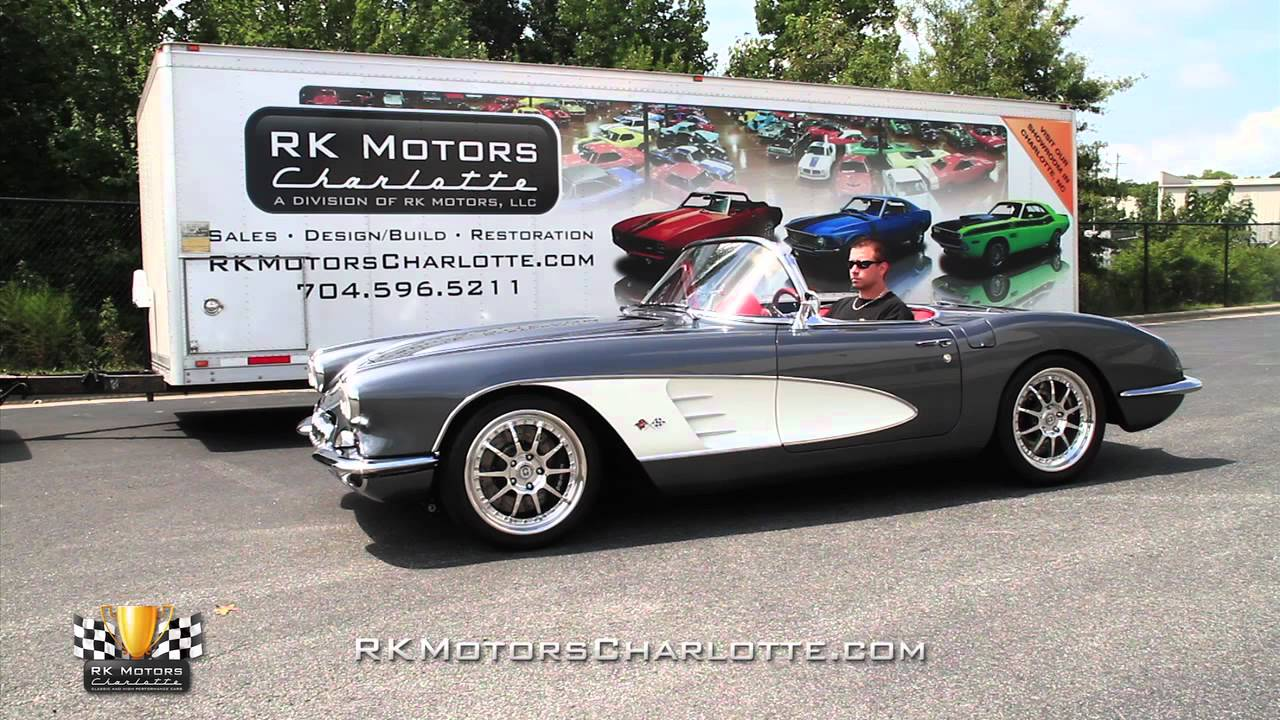 Rk Charlotte Classic Cars