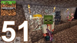 Minecraft: Pocket Edition - Gameplay Walkthrough Part 51 - Survival (iOS, Android)
