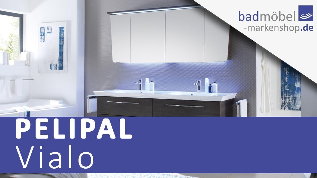 Pelipal Vialo Badmöbel - YouTube