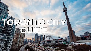 TORONTO TRAVEL GUIDE 🇨🇦 HOW TO SPEND A DAY IN TORONTO   AD