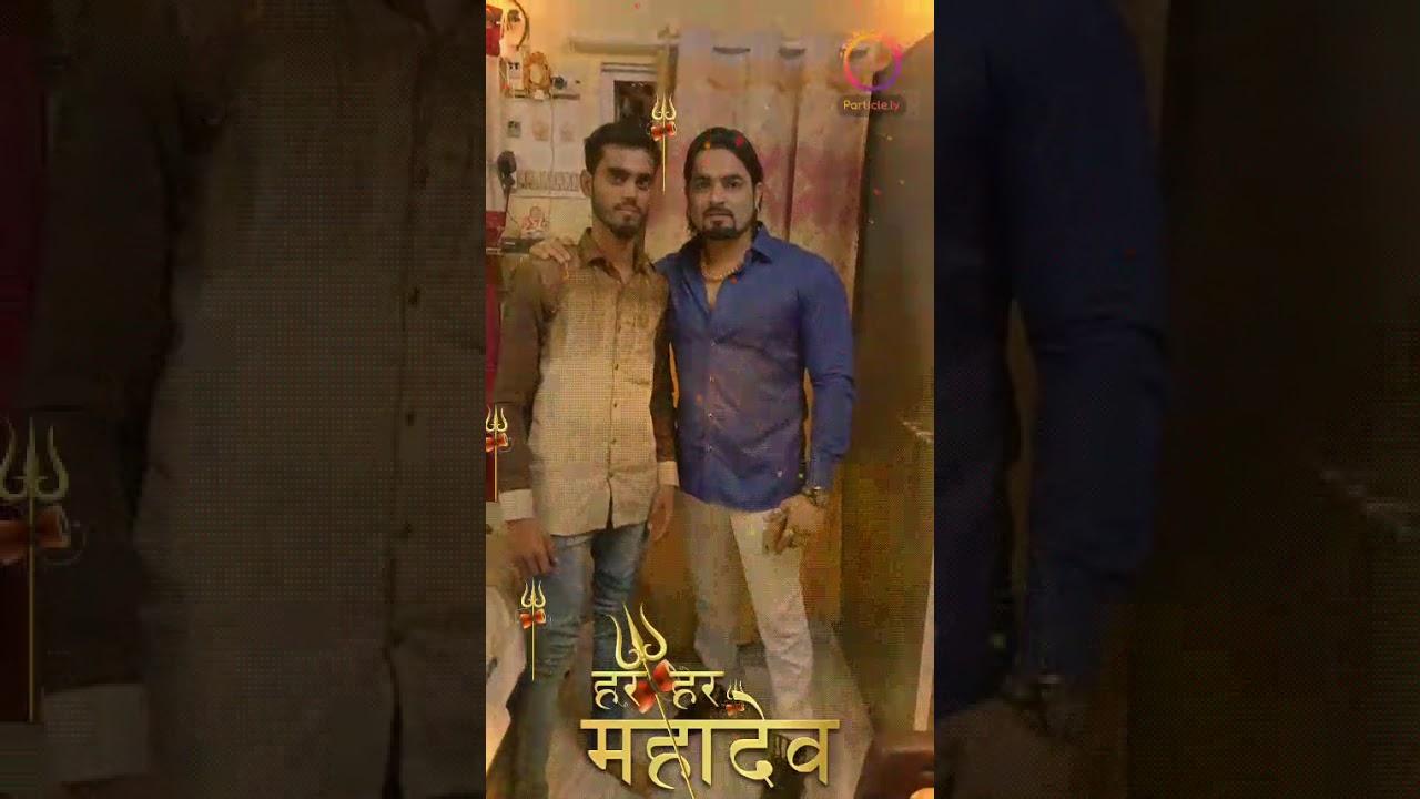 Santosh Bhai hair style Banjara Hero and Surya Bhai King ...