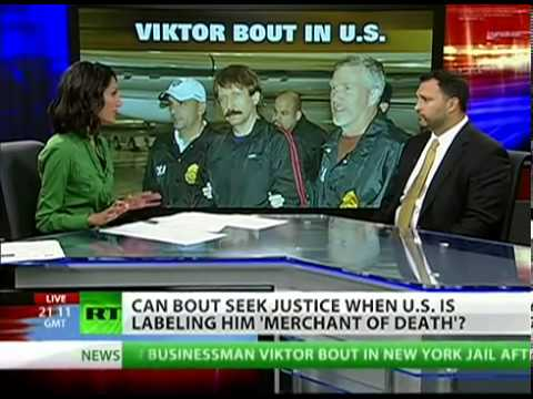 Viktor Bout Already Considered Convicted by U.S. Media