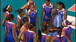 Montreux Volley Masters 2009: Japan x Cuba