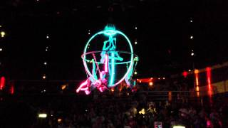 The City Cancun Discotheque: Acrobats in Sphere Thumbnail