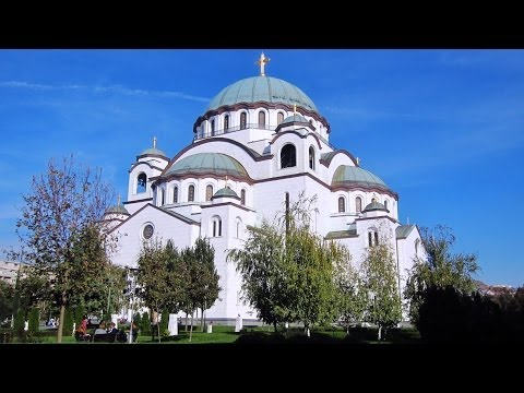 Cathedral of Saint Sava - Belgrade, Serbia