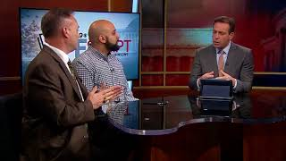#OffScriptOn9: Announcer Robert Lee won't work Va. game