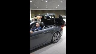 SL 63 любимый авто Стива Джобса !