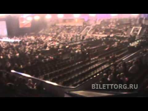 Видео, ГЦКЗ Россия, обзор зала