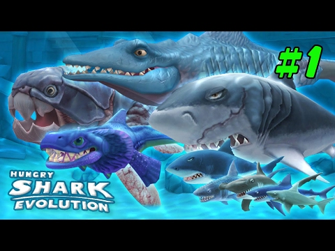Hungry Shark Evolution Android/iOS Gameplay