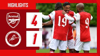 HIGHLIGHTS | Arsenal vs Millwall (4-1) | Pre-season | Chambers, Lacazette, Pepe, Balogun