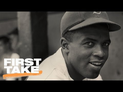 African American Representation In MLB Is Lacking | Final Take | First Take | April 14, 2017