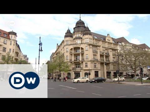 Europe's famous boulevards: Kurfürstendamm | Euromaxx