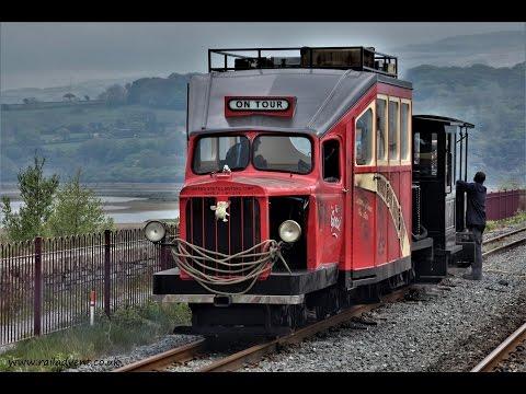 Ffestiniog Railway - Quirks & Curiosities II (4K)