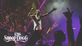 Snoop Dogg feat. Wiz Khalifa - Kush Ups [Official 360 Concert video]