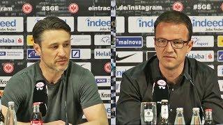 Niko Kovac verlässt Eintracht Frankfurt