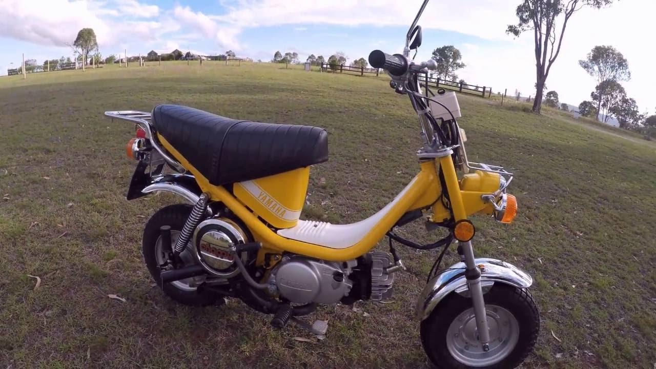 Yamaha Chappy 80cc 2t on