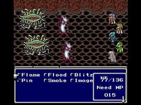 Stoveplay Final Fantasy Iv Snes Part 22 Sylph Cave Youtube