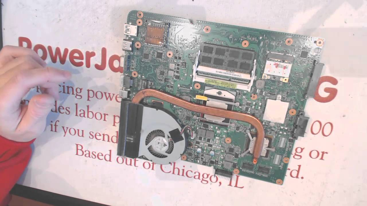 Asus P53SJ Notebook Power Recover Driver Windows 7