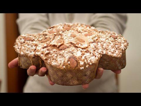 Colomba di Pasqua soffice   senza impasto