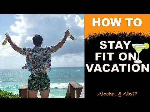 Staying Fit While Traveling | MY TOP 5 TIPS | Full Day Of Eating