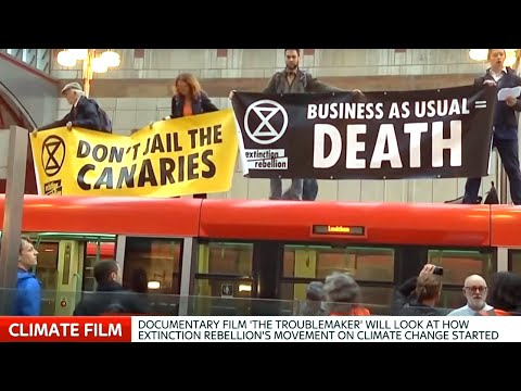 Sky News | 21 August 2020 | Extinction Rebellion UK