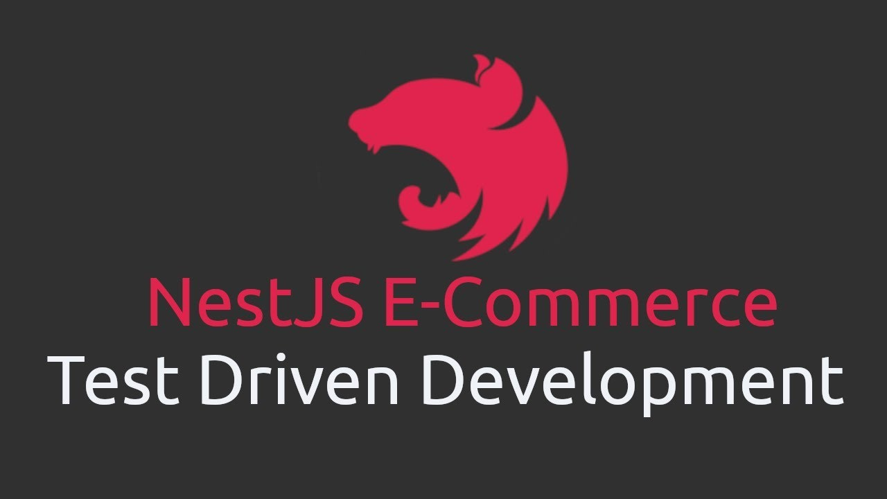 NestJS ECommerce - [10] Test Driven Development