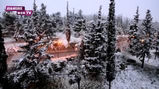 Χιονισμένο Κιλκίς   Eidisis gr webTV
