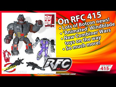 Radio Free Cybertron - 415