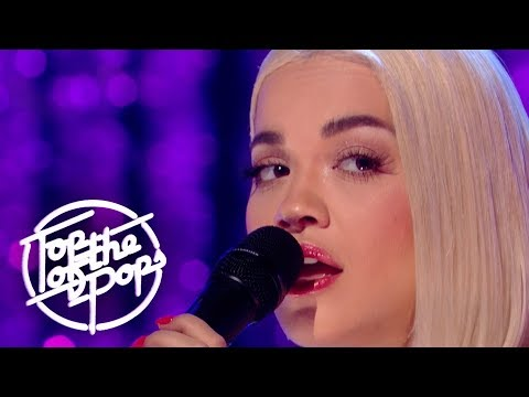 Rita Ora - Let You Love Me (Top Of The Pops Christmas 2018)
