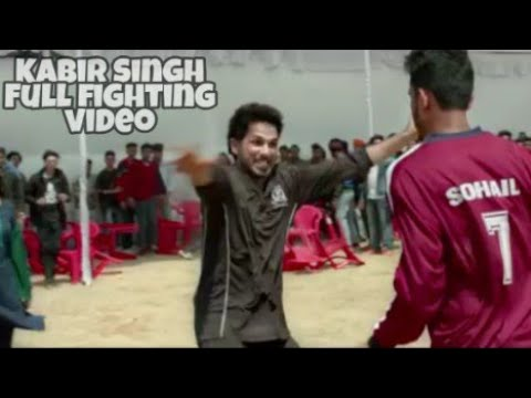 Kabir Singh Fight 🖕🖕 | Kabir Singh Full Movie