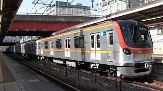 東武東上線 朝霞台駅 東京メトロ17000系
