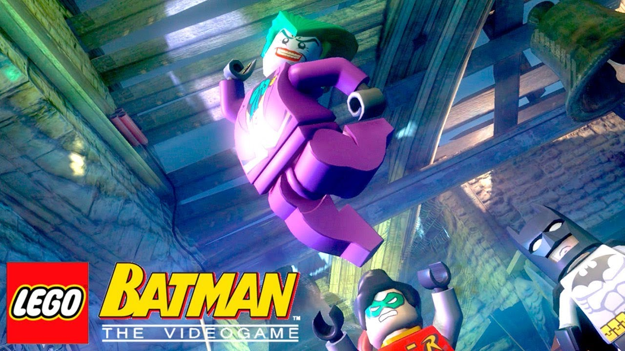 Lampada Lego Batman : Finalmente capturamos o coringa lego batman the videogame #15