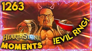 EVIL BEN BRODE IS BACK WITH SOME EVIL RNG!!! | Hearthstone Daily Moments Ep.1263