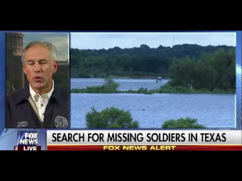 Governor Abbott Provides Update On Texas' Response To Severe Weather And Flooding