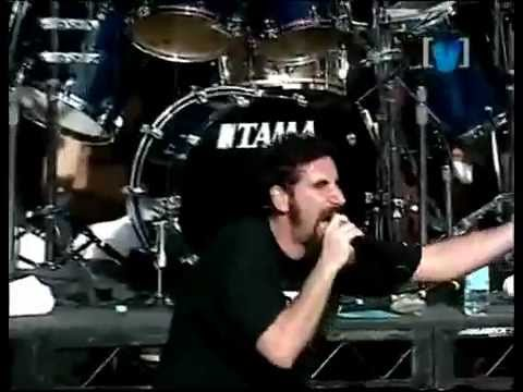 System of a down - Toxicity (Live @ BDO)
