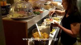The Philipos Hotel, Athens, Greece, by Trek and Run