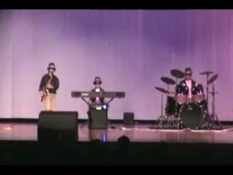 Take 3 ~ York Suburban Middle School Talent Show 2010 ~ Watermelon Man