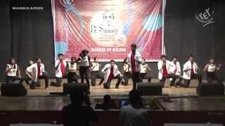 Malayalam Retro Dance - Fr. Sunny Choir Competition (2015)