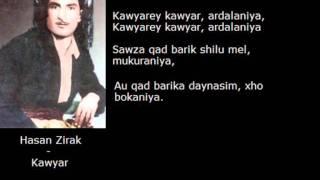 Hasan Zirak - Kawyar