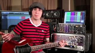 Tracking With the Liaison from Dangerous Music - Part 1