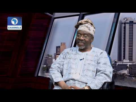 Diplomatic Channel: Prof. Akin Oyebode On Major Events In 2016