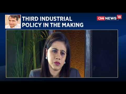 Union Commerce and Industry minister Shri Suresh Prabhu on the upsurge in economy