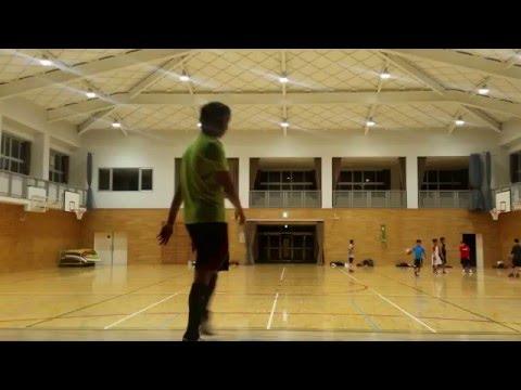 Hitachi Maxell Ono Basketball Practice