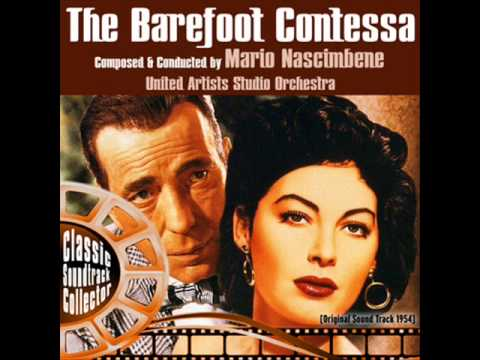 Of Maria And Finale The Barefoot Contessa Ost 1954