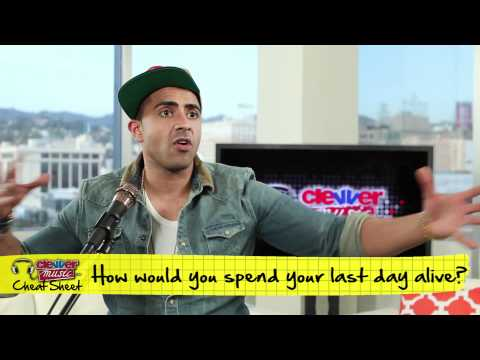 Music Cheat Sheet - Jay Sean