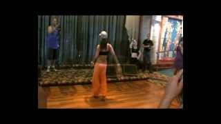 Yanet Fuentes, Salsa Ladies Styling (ALL STARS SALSA CONGRESS 2009)