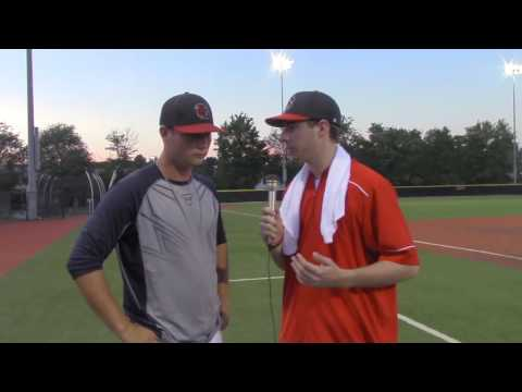 Post Game Interview with Andrew Miller