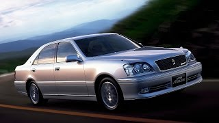 Обзор Toyota Crown Athlete V (s170) - Настоящий АТЛЕТ!